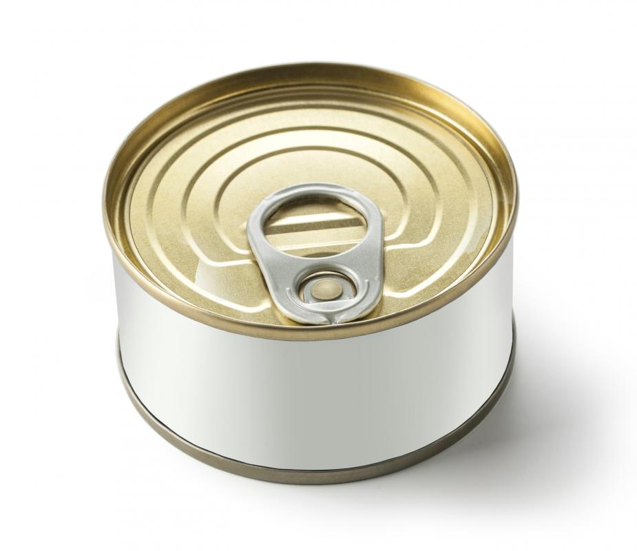 High-quality foods like fruits and vegetables can be canned after proper cleaning and processing.