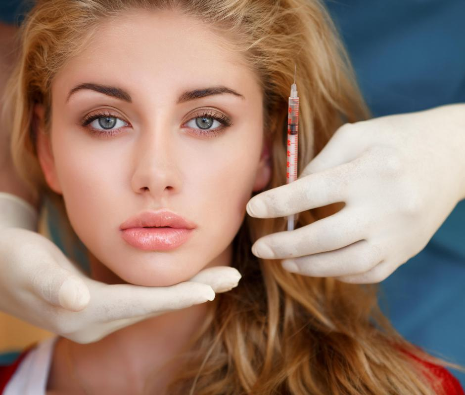 Collagen injections can only be administered by a surgeon.