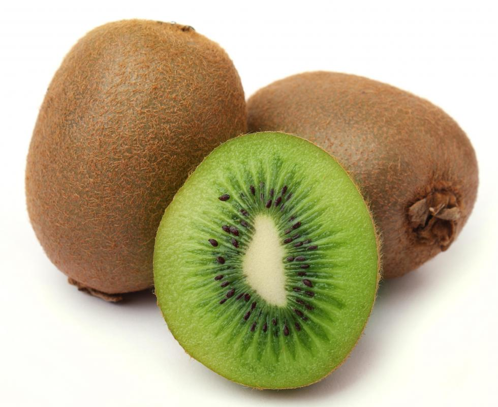 The meat tenderizer actinidin is made from kiwis.