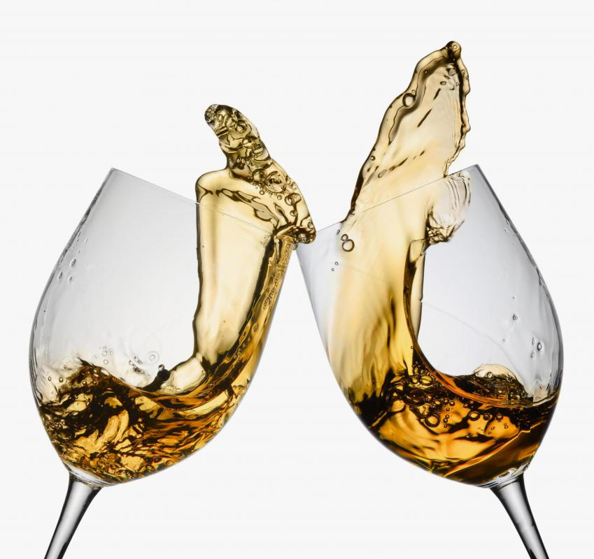 Phenols are naturally found in wine, with white wines having a lower phenolic content than reds.
