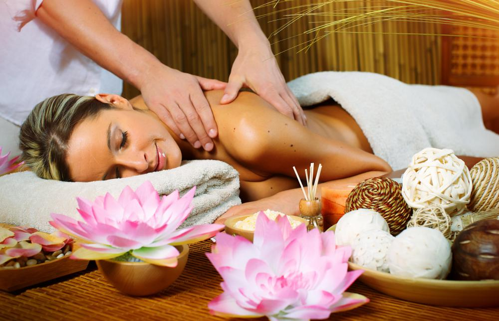 Swedish massage is offered at spas and massage studios all over the world.