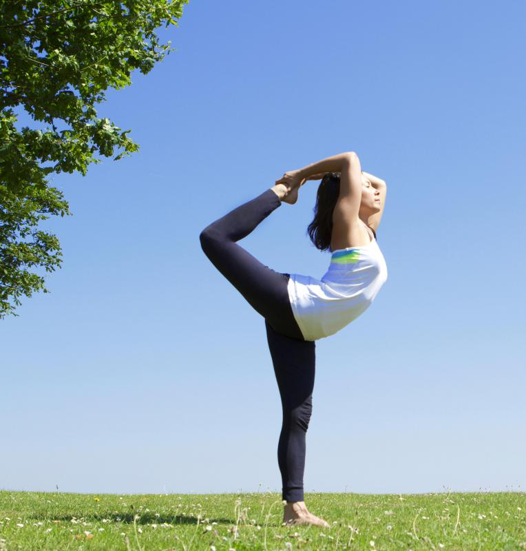 Some individuals practice yoga in order to develop agility, balance, and coordination.