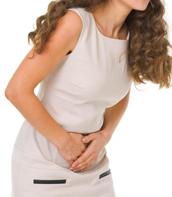 Colitis typically causes stomach cramping.