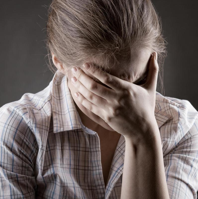 Feeling depressed is a common symptom of seasonal affective disorder.