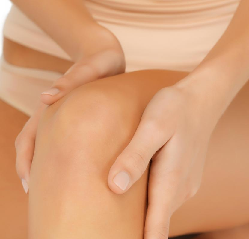 The most common instances of bursitis occur in the knees and hips.