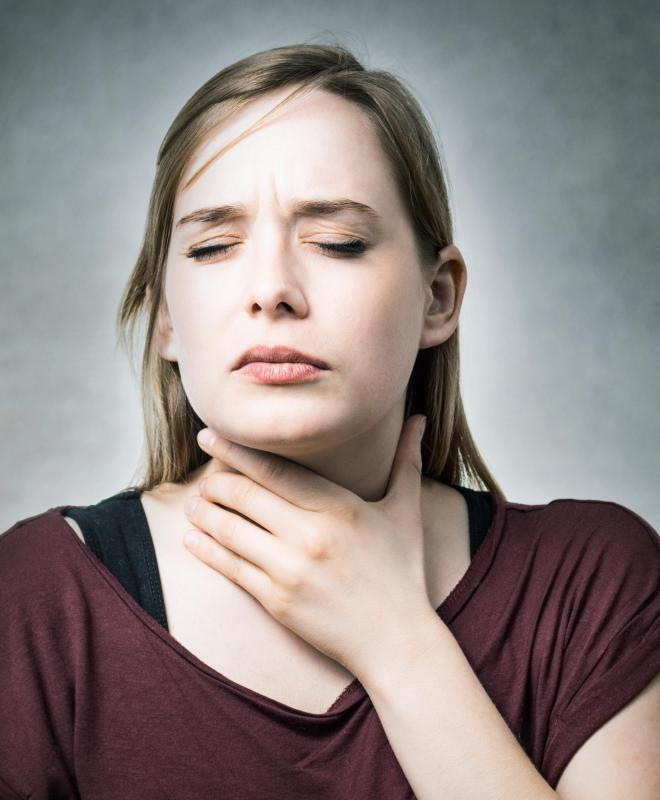 Canker sores in the throat can be caused by tonsillitis.