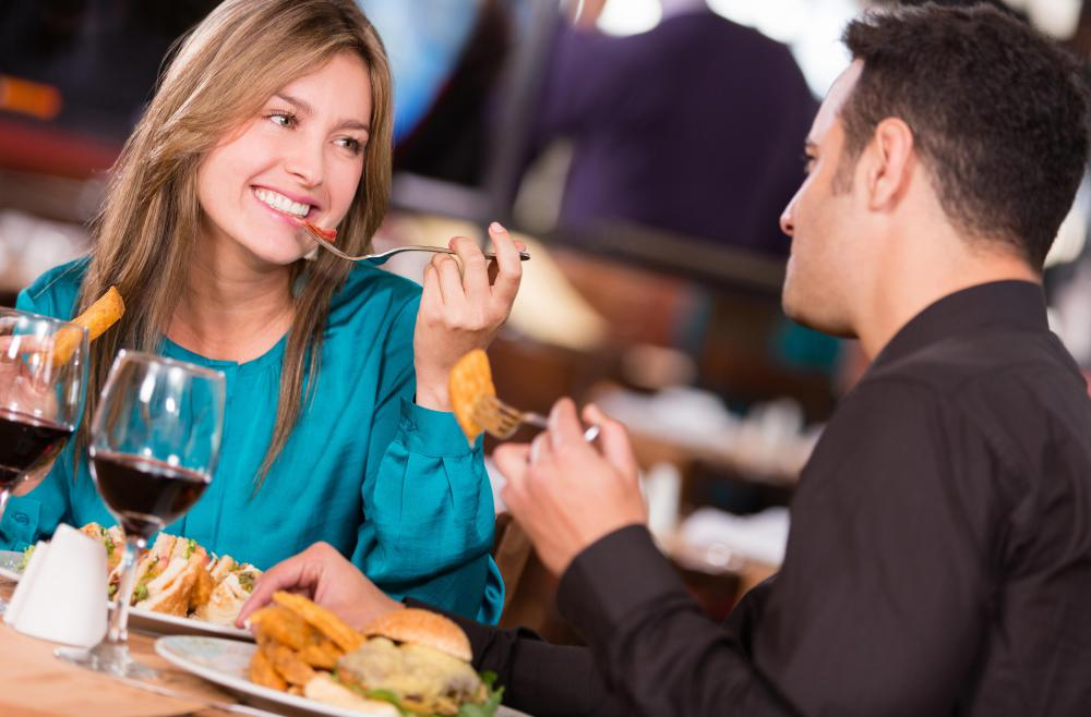 Restaurants may host speed dating events.