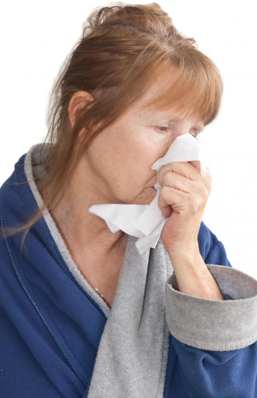 Symptoms of the common cold may be relieved by taking dulcamara.