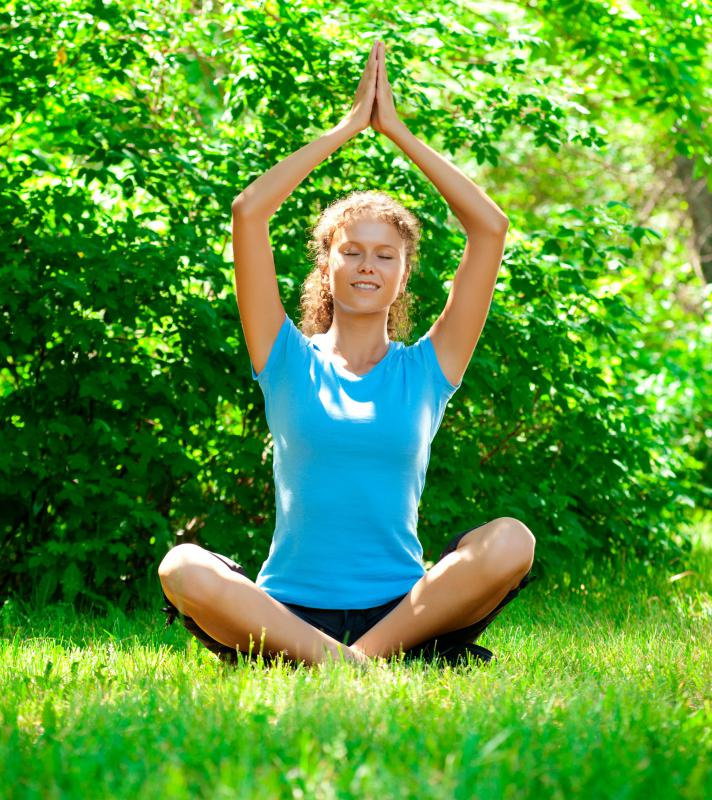 Regularly performing yoga may help improve an individual's metabolism.