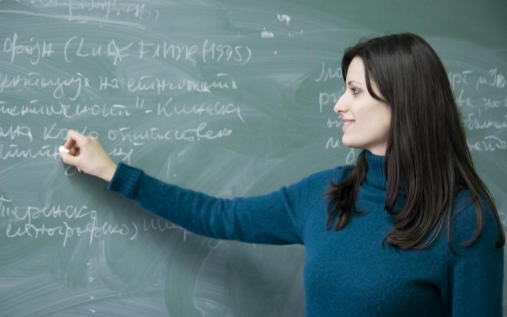 Students may learn a new language with the help of a tutor who speaks the language.
