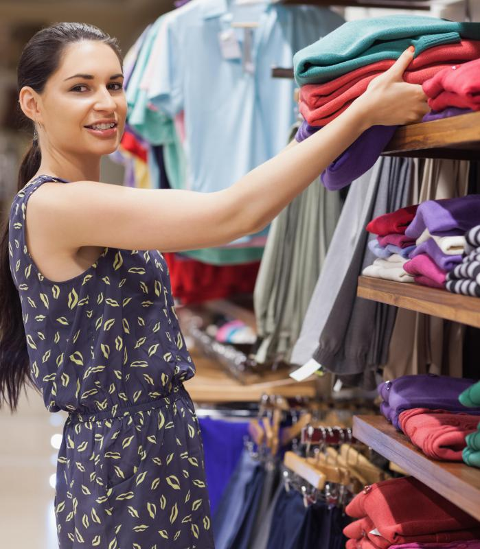 There are many steps in the retail value chain between manufacturing a good and getting it to the consumer.