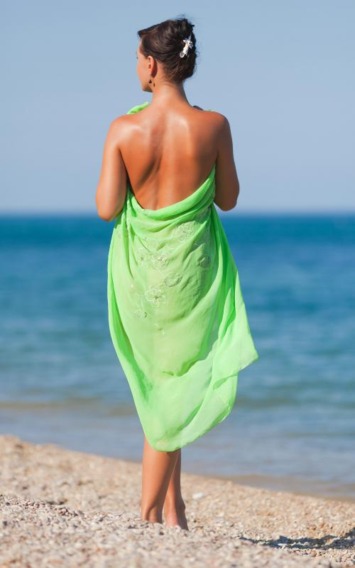 People who use baby oil when exposed to the sun will get browner at a much faster rate.