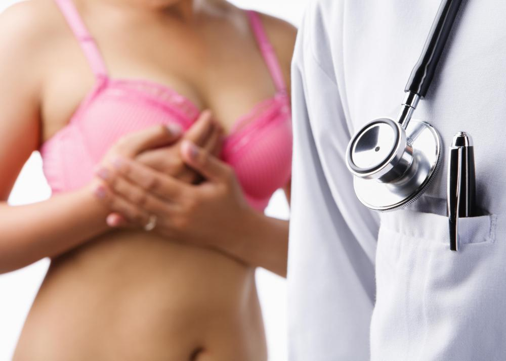 Tumors or lumps in the breasts may turn out to be adenomas.