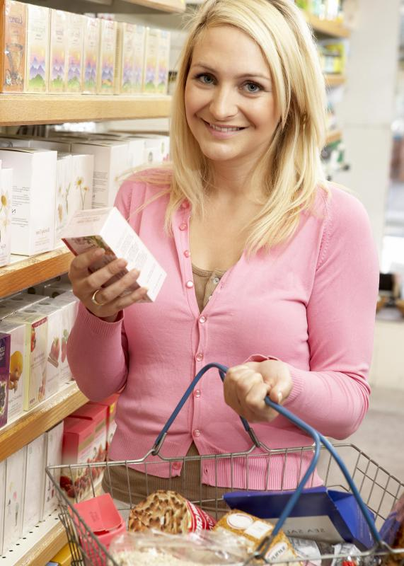 Which store coupons a person receives may be based on their spending habits.