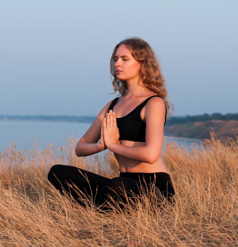 Shiva yoga uses a mantra during meditation.