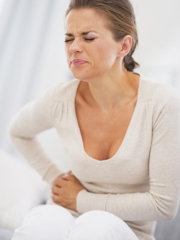 Ovarian cysts can cause severe pain if left untreated.