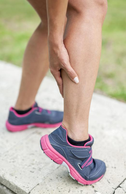 Most cardiovascular exercises like running or biking can help build leg muscles.