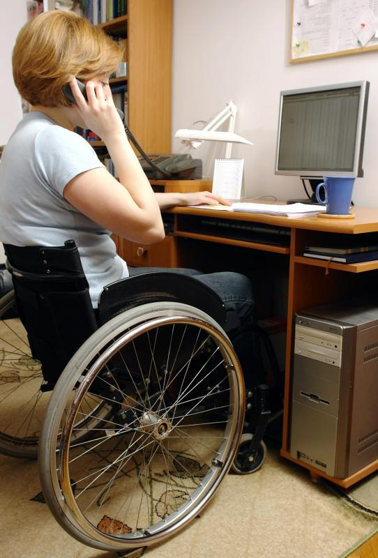 People with disabilities may be covered by Medicare even though they are under 65.