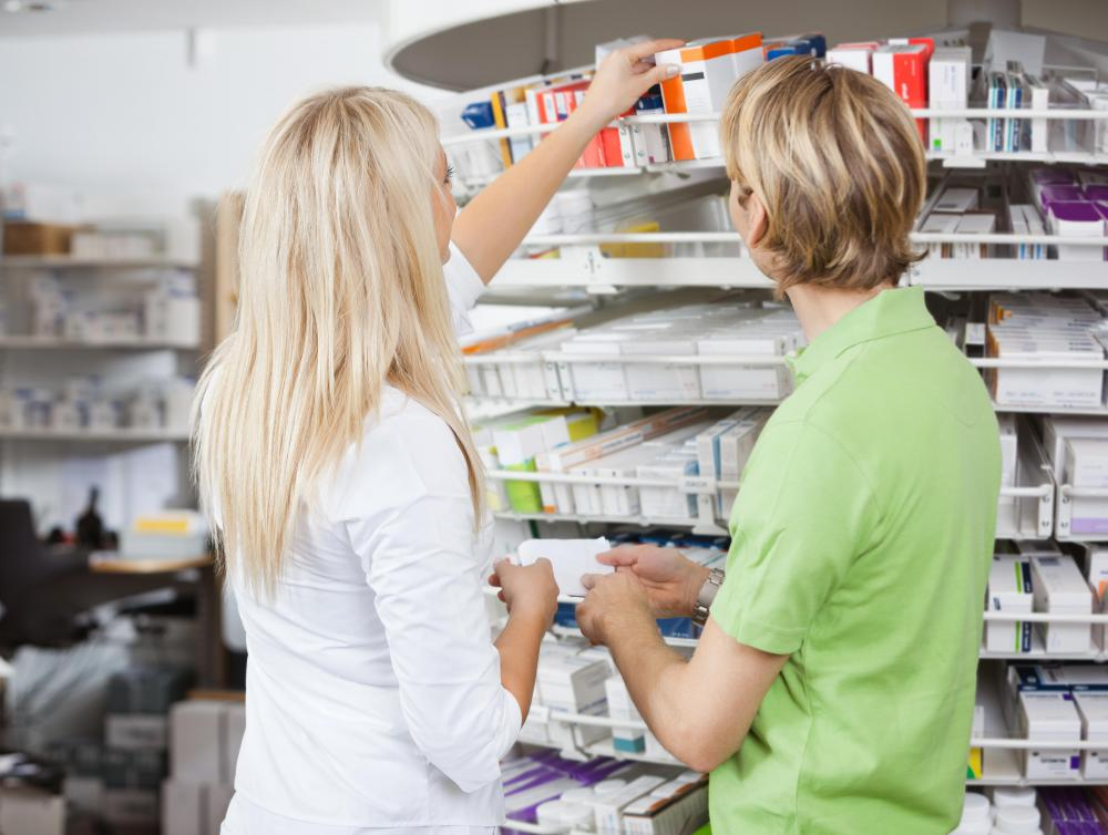 Blister packaging is commonly used in the packaging of over-the-counter medications.