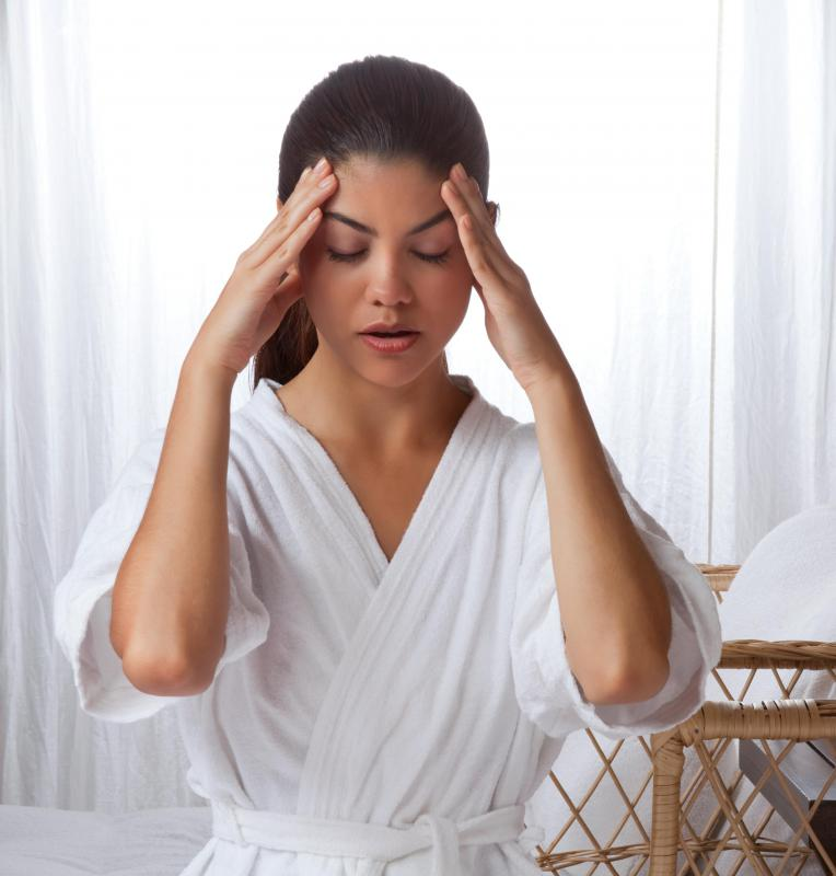 Headache may be experienced during mirtazapine withdrawal.