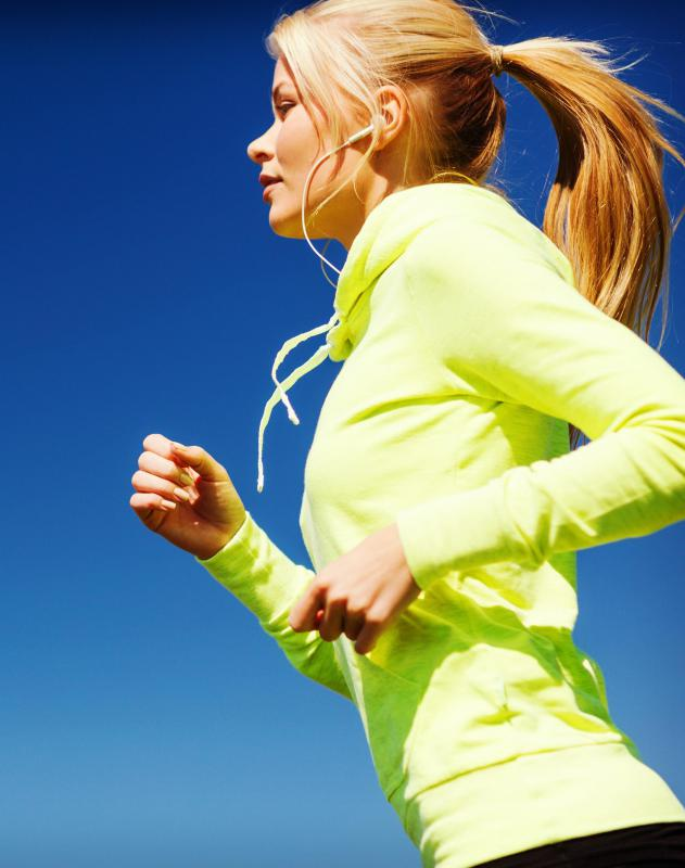 Runners who want to increase their stamina and endurance often include continuous training in their fitness plan.