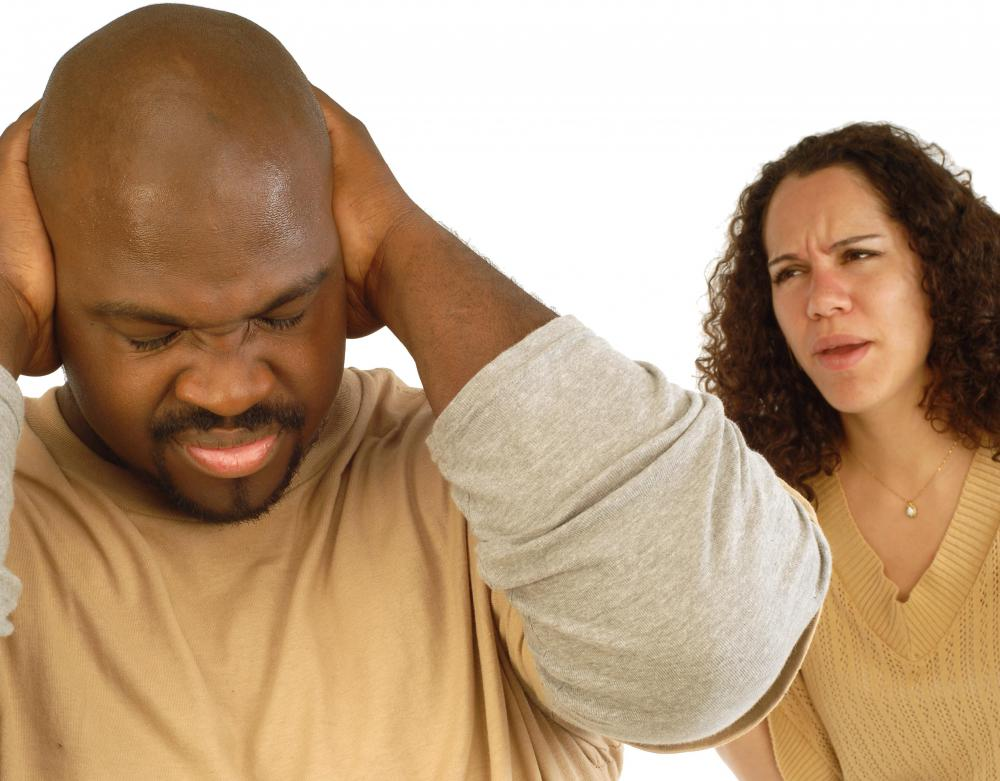Anger issues may be tackled in behavioral therapy.