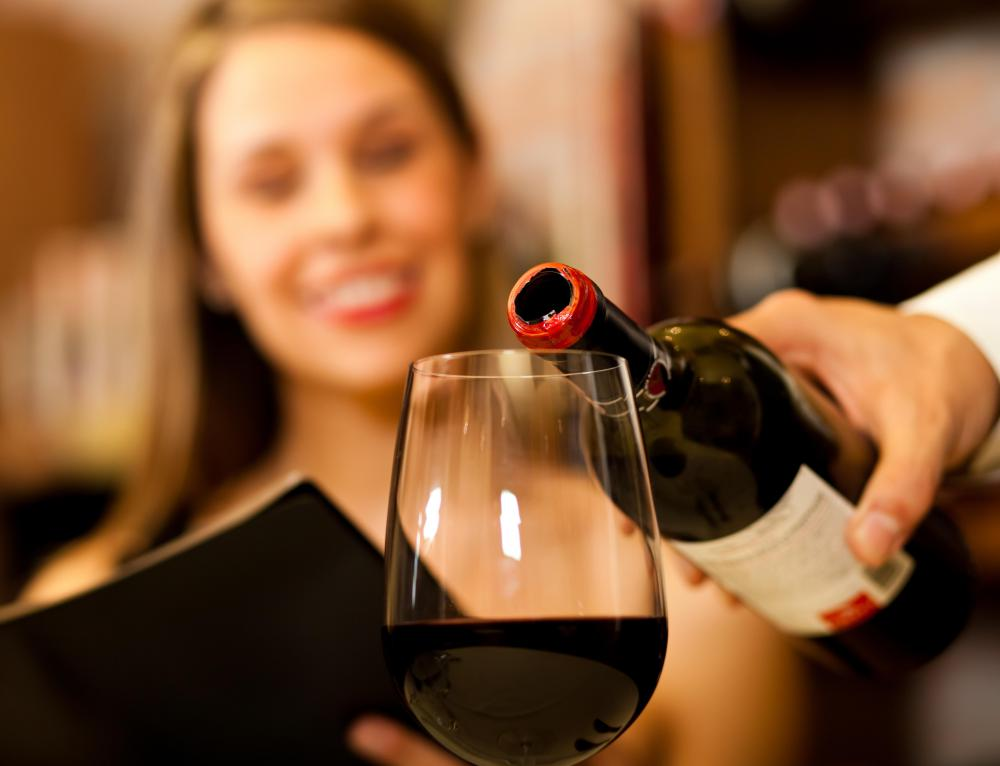Consuming moderate amounts of red wine may or may not contribute to fetal alcohol syndrome in unborn babies.