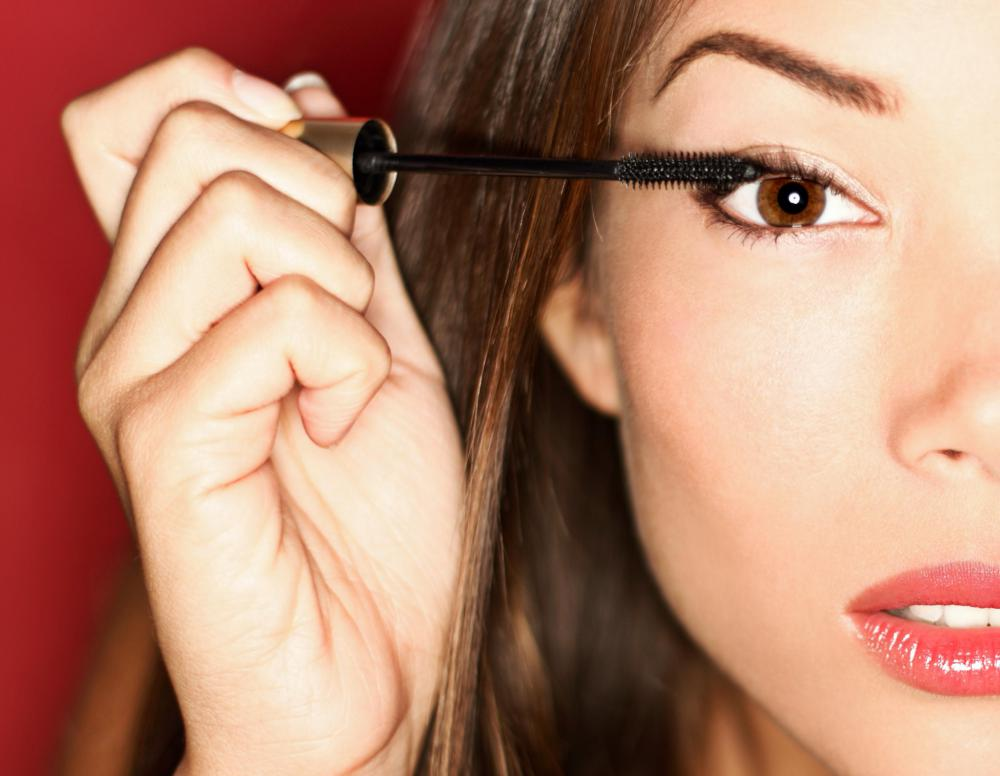Brand promotion includes focusing on key selling points, such as a mascara that stays on lashes longer.