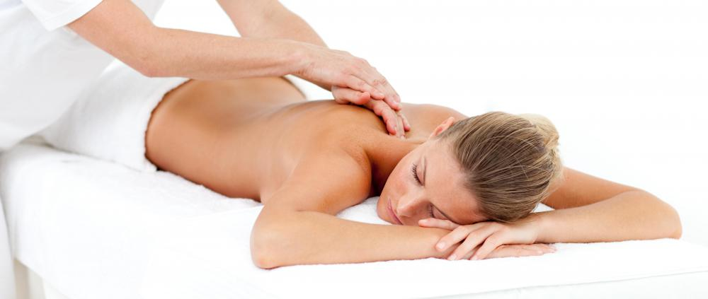 A salon might also spa services, such as a massage.