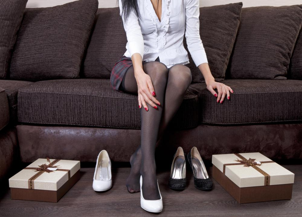 High-end vegan shoes are comparable in price to traditional designer shoes.