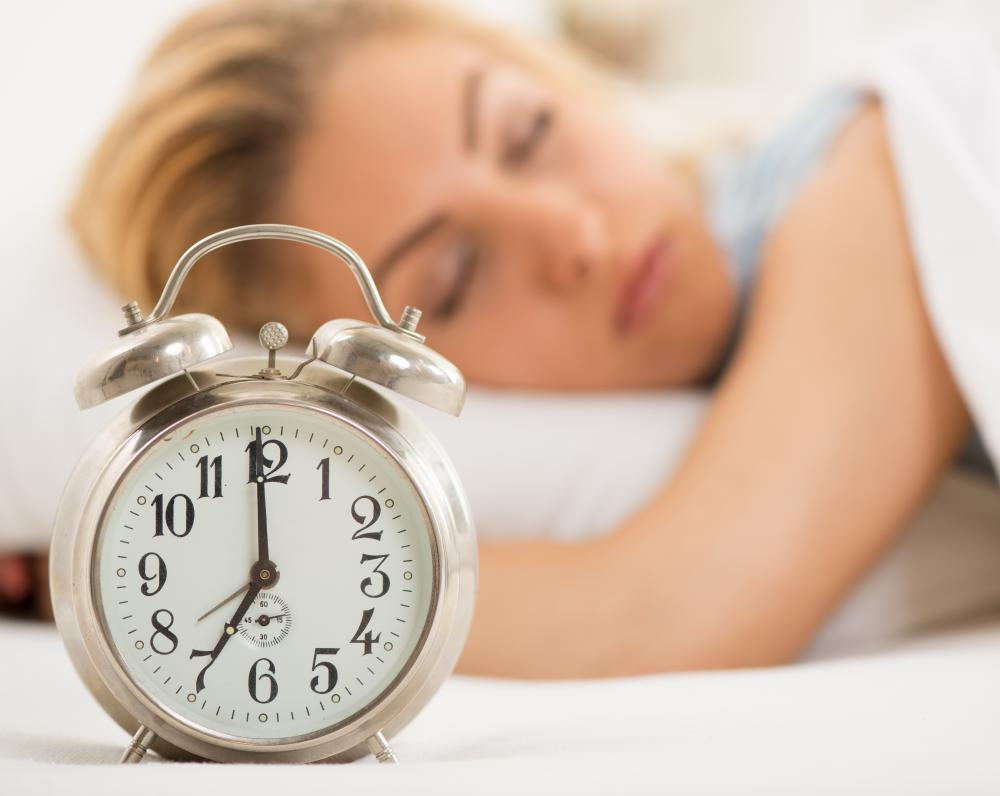Health class may promote lifelong healthy sleep habits.