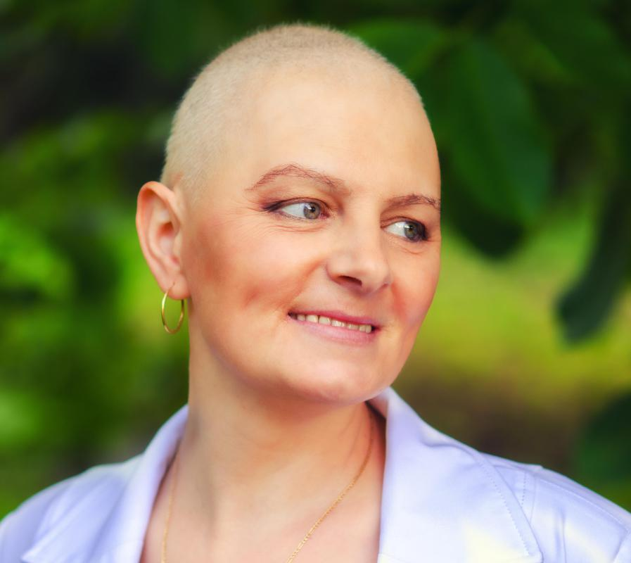 Synthetic hair may be particularly beneficial to individuals experiencing hair loss due to chemotherapy.