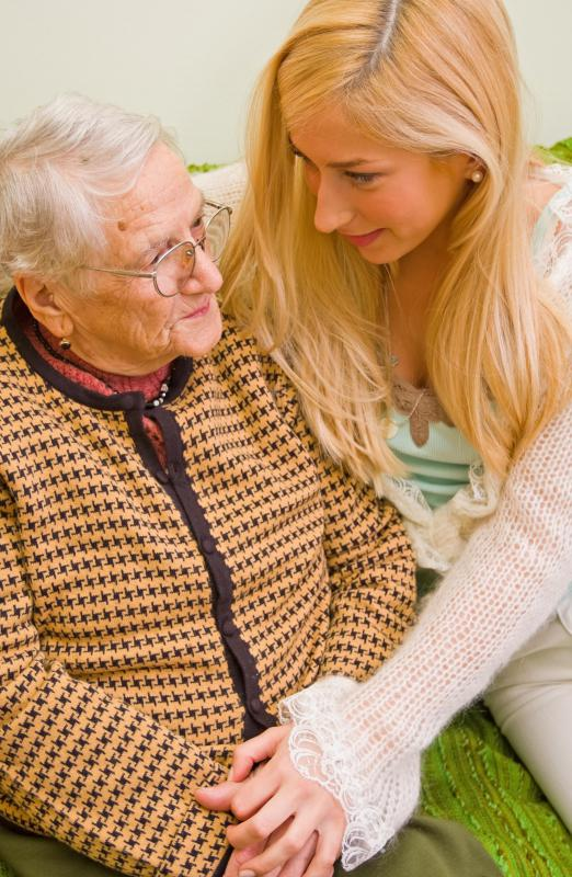 Taking on a mentor relationship with a senior can make them feel needed.