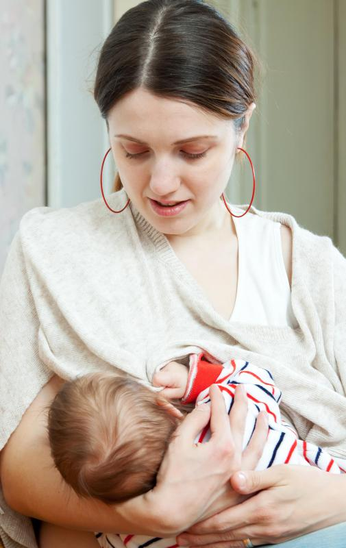 Infantile beriberi may occur if a breastfeeding mother has a thiamine deficiency.