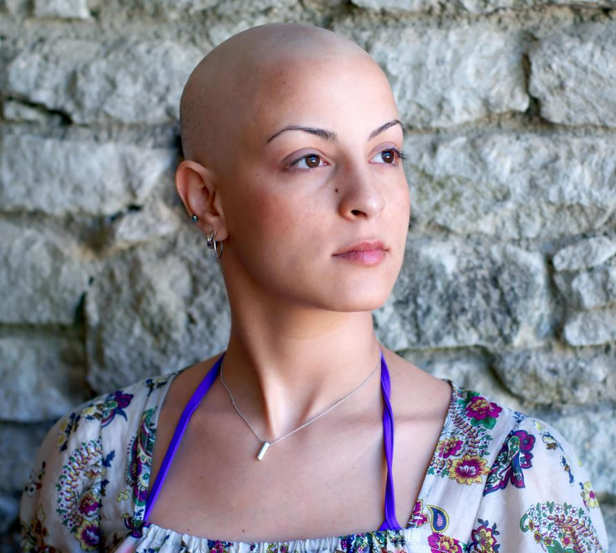 Hair typically begins to regrow quickly after chemotherapy treatments are completed.