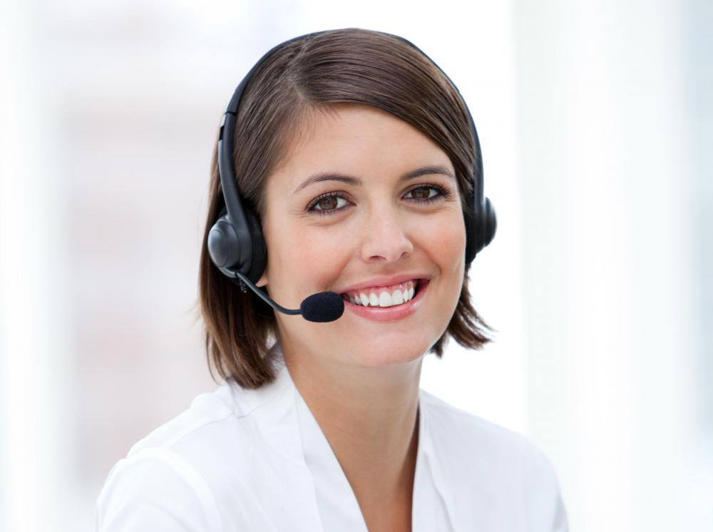A telephone headset is the most popular ergonomic option for someone who is often on the phone.