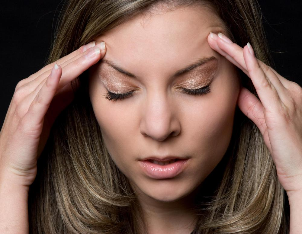 Symptoms of high blood viscosity may include headaches.
