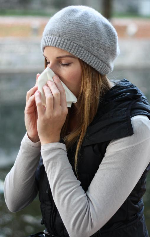 An increase in mucus from goblet cells can often indicate illness, such as a cold or the flu.