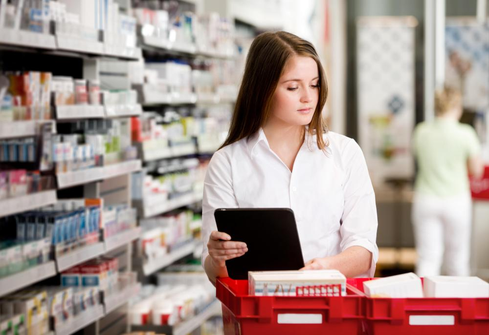 Most retailers begin their inventory management process by ordering goods from distributors.