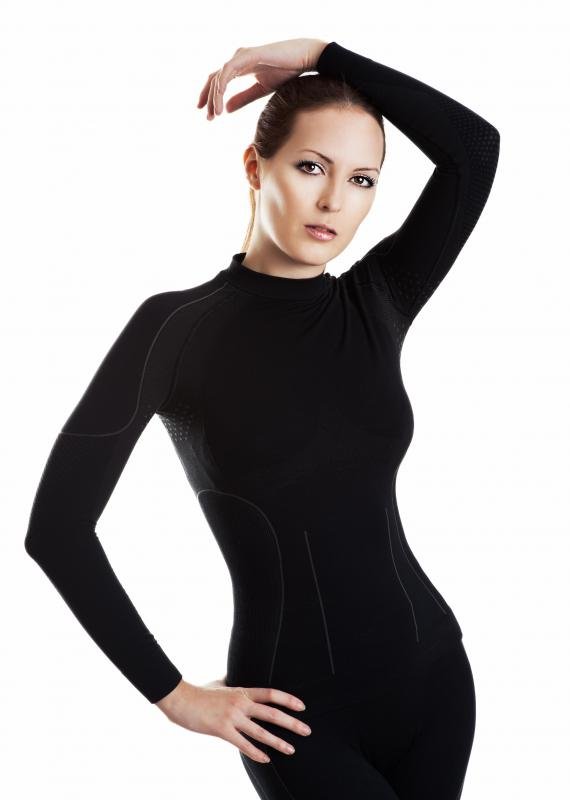 Thermal underwear typically comes as long pants and long sleeved shirts.