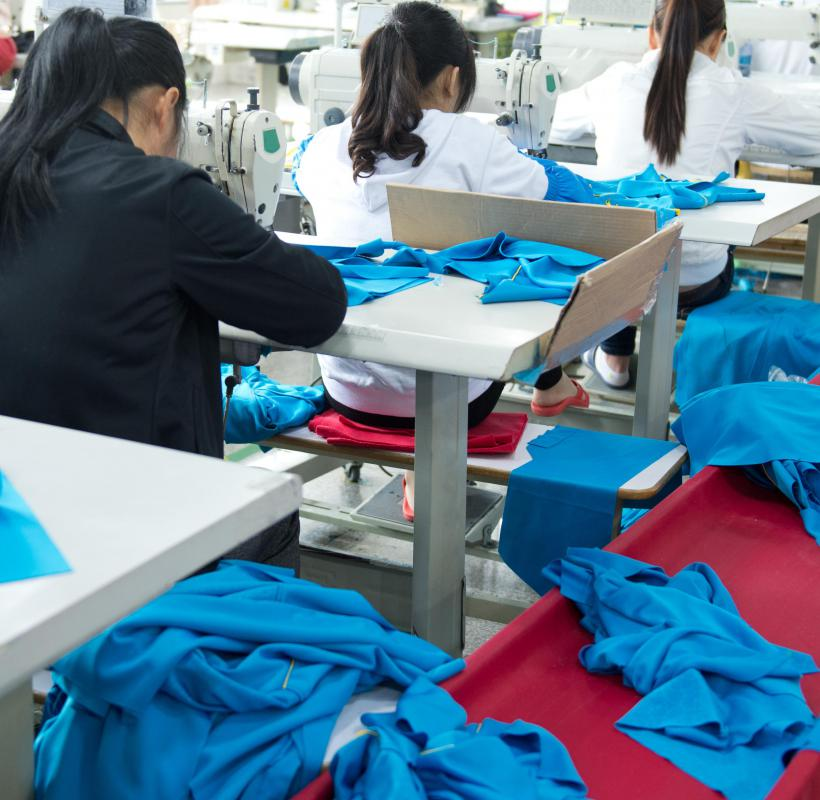 In many cases, maternity clothing is manufactured by a company which specializes in it.