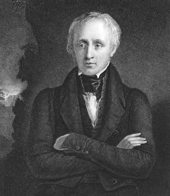 William Wordsworth was a famous poet of the Romantic period.