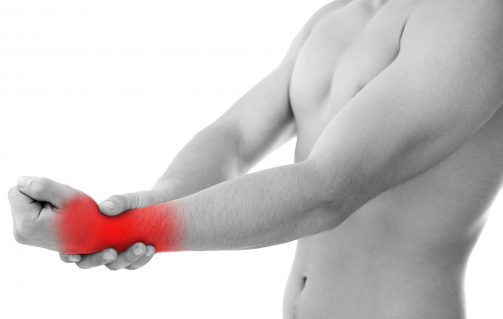 Injuries that may occur at the metacarpophalangeal joint include ligament injuries.