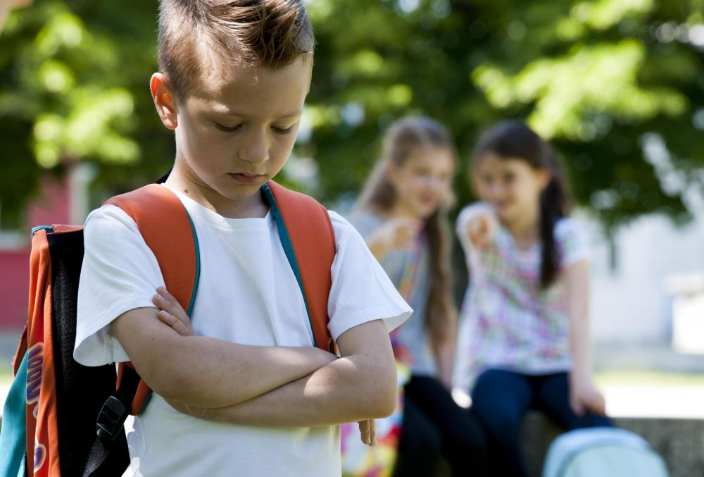 Avoiding interaction with the bully may help a child reduce incidents.