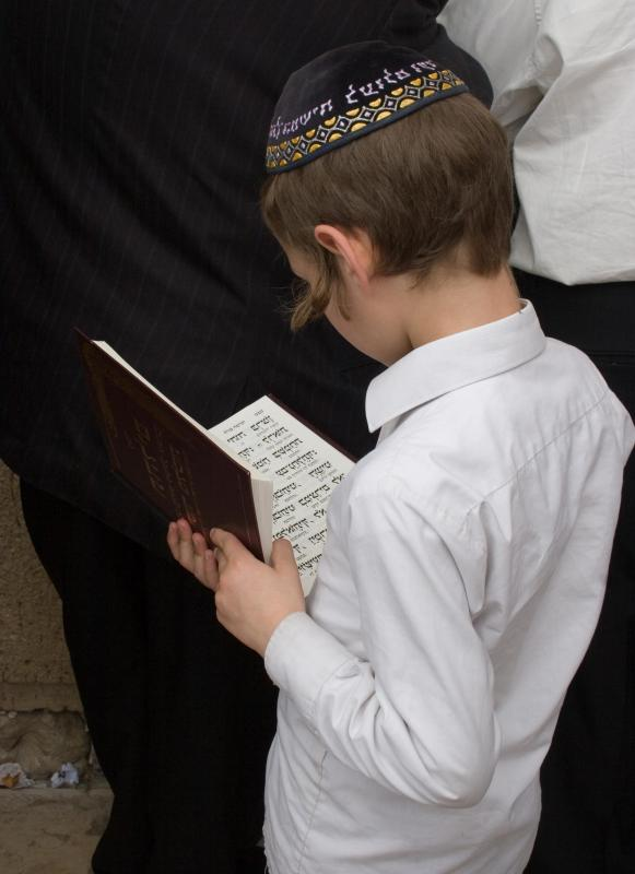 Many different religions have schools for children.