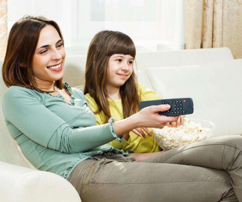 Parents should be aware of what kinds of television programs their children are watching.
