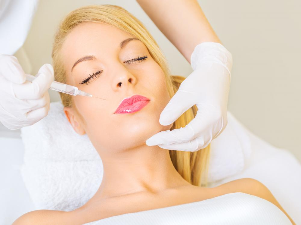 Some dermatologists offer Botox® injections and other cosmetic procedures.